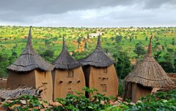 Perierga.gr - Τα ιδιαίτερα χωριά της αφρικανικής φυλής Dogon στο Μάλι