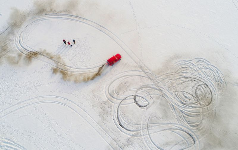 Perierga.gr - Οι κορυφαίες φωτογραφίες των Drone Awards για το 2018