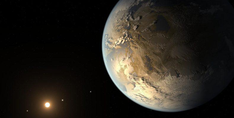 Perierga.gr - Ο δεύτερος κοντινότερος εξωπλανήτης μας μοιάζει πολύ με τη Γη