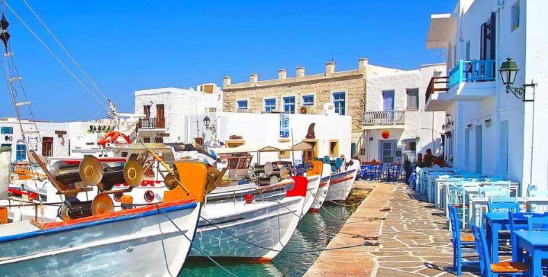 Perierga.gr - 6 ελληνικά νησιά στα καλύτερα της Ευρώπης ξεχώρισε το Travel + Leisure