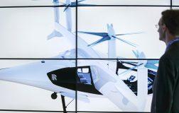 Perierga.gr - Ιπτάμενα ταξί από την Roll-Royce σύντομα στον ουρανό