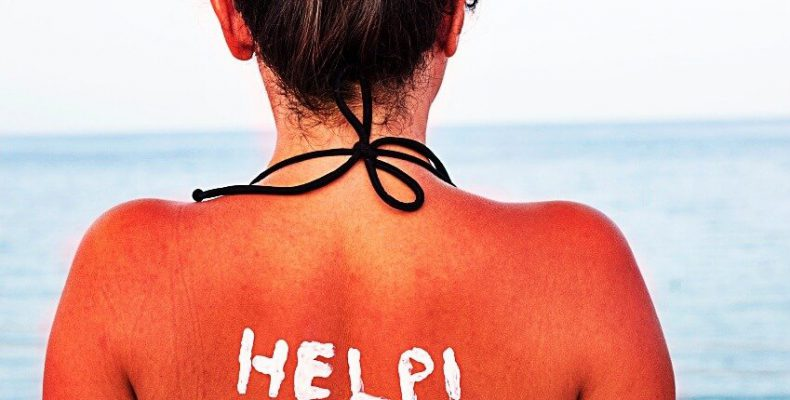 Perierga.gr - Πώς να καταπολεμήσετε φυσικά το κάψιμο από τον ήλιο