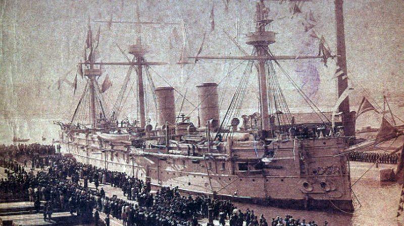 Βρέθηκε ναυάγιο ρωσικού πλοίου που μετέφερε χρυσό 133 δισ. δολαρίων!