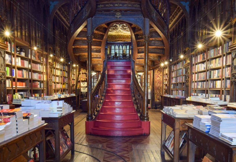 Perierga.gr - Τι συμβαίνει με το πιο... διάσημο βιβλιοπωλείο του Πόρτο;