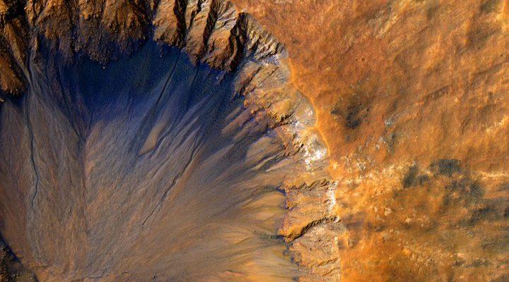 Ιστορική ανακάλυψη: Βρέθηκε νερό στον Άρη!
