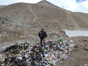 Perierga.gr - Οι επιπτώσεις του τουρισμού στο Έβερεστ