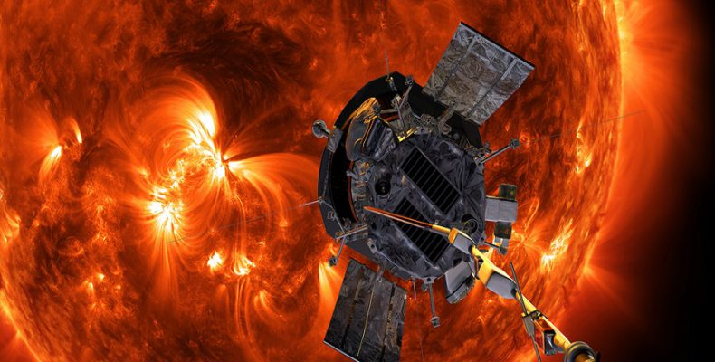 Perierga.gr - Εκτοξεύθηκε ο δορυφόρος που θα «αγγίξει» τον Ήλιο