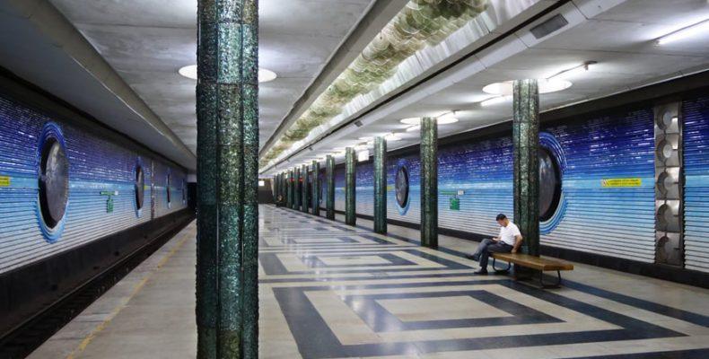 Το «μυστικό» μετρό του Ουζμπεκιστάν αποκαλύφθηκε