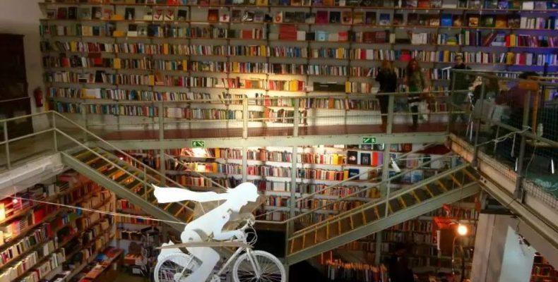 Πανέμορφα βιβλιοπωλεία στον κόσμο
