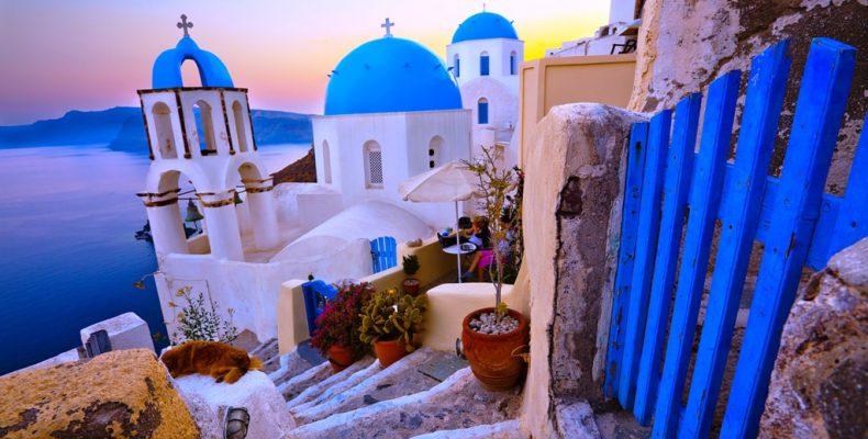 Perierga.gr - Conde Nast Traveller: τριπλή διάκριση για την Ελλάδα