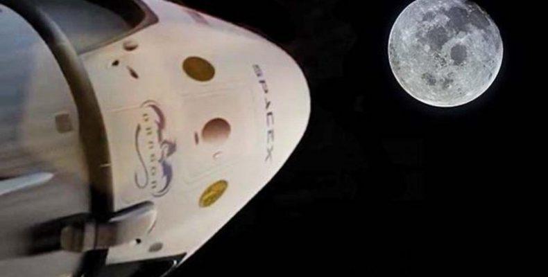 Perierga.gr - H Space X βρήκε πελάτη για το ταξίδι γύρω από τη Σελήνη