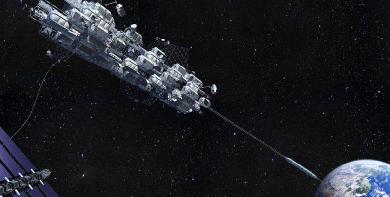 Perierga.gr - Ασανσέρ στο διάστημα ετοιμάζουν οι Ιάπωνες!