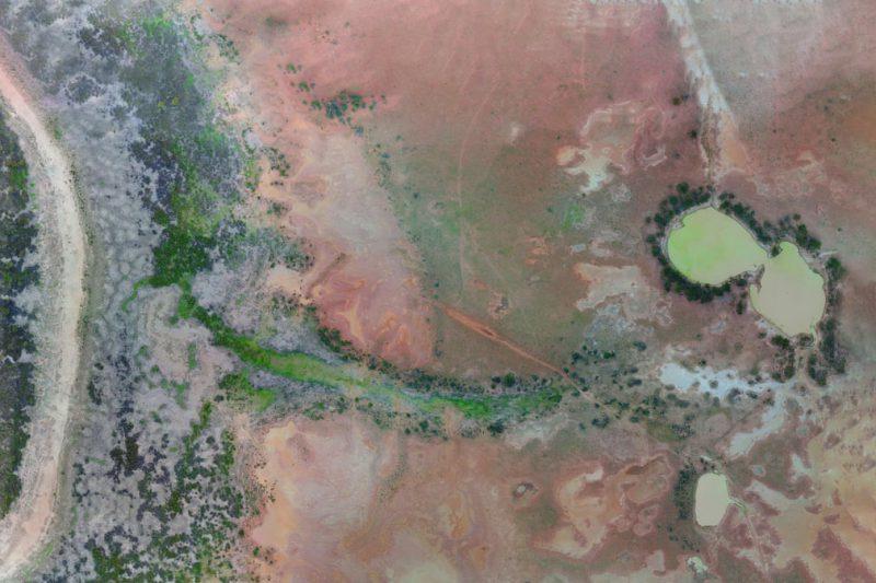 "Perierga.gr - Οι όμορφες αλλά δραματικές εικόνες από τα ποτάμια της Αυστραλίας που ""εξαφανίζονται"""
