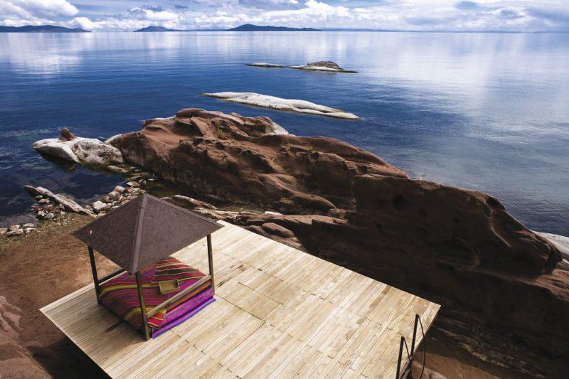 Perierga.gr - Θέρετρα πλάι σε λίμνες προσφέρουν ασύγκριτη θέα