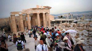 Perierga.gr - Με 7,9 στα 10 βαθμολογούν την Αθήνα οι ξένοι επισκέπτες