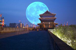 "Perierga.gr - Η Κίνα θέλει να δημιουργήσει ένα ""τεχνητό φεγγάρι"" το 2020"