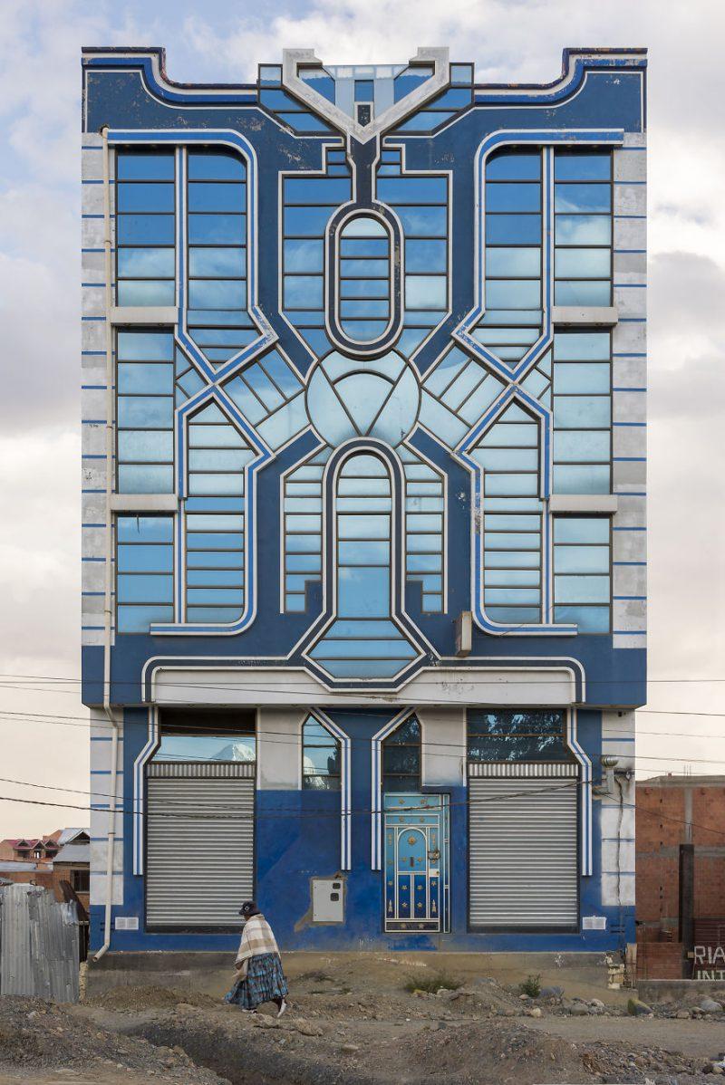 Perierga.gr - Μοναδικής αισθητικής κτήρια που συναντώνται μόνο στη Βολιβία