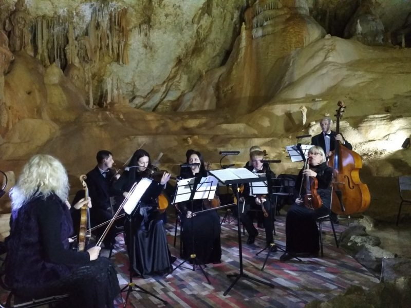 Perierga.gr - Μουσικές εκδηλώσεις στα πιο απίθανα μέρη!