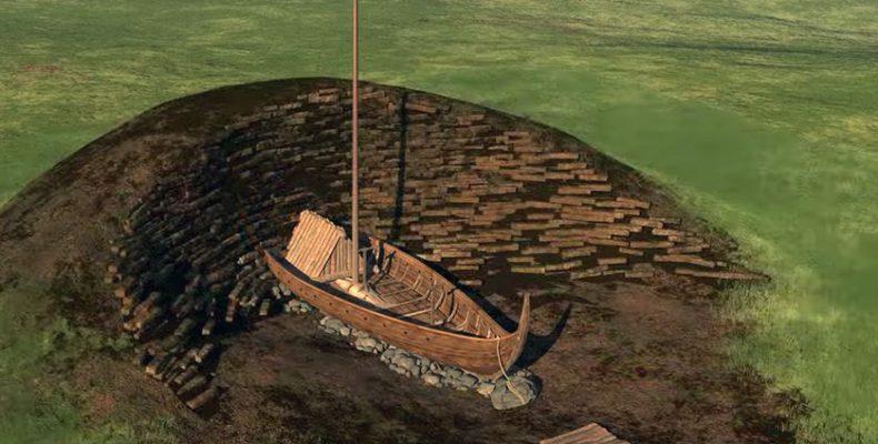 Perierga.gr - Πλοίο των Βίκινγκ εντοπίστηκε θαμμένο στο Όσλο!
