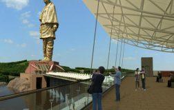 Perierga.gr - Εγκαινιάστηκε σήμερα το ψηλότερο άγαλμα στον κόσμο!