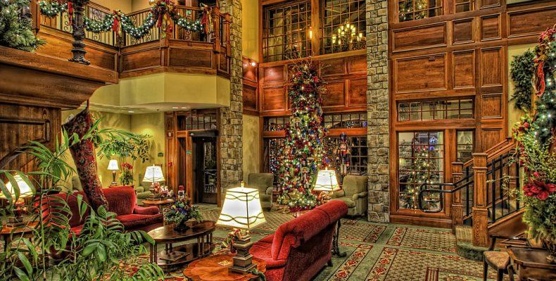 Perierga.gr - Ξενοδοχείο γιορτάζει τα Χριστούγεννα όλο το χρόνο!