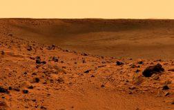 Perierga.gr - Γεμάτη λίμνες ήταν η λεκάνη «Ελλάς» του Άρη, σύμφωνα με τη NASA