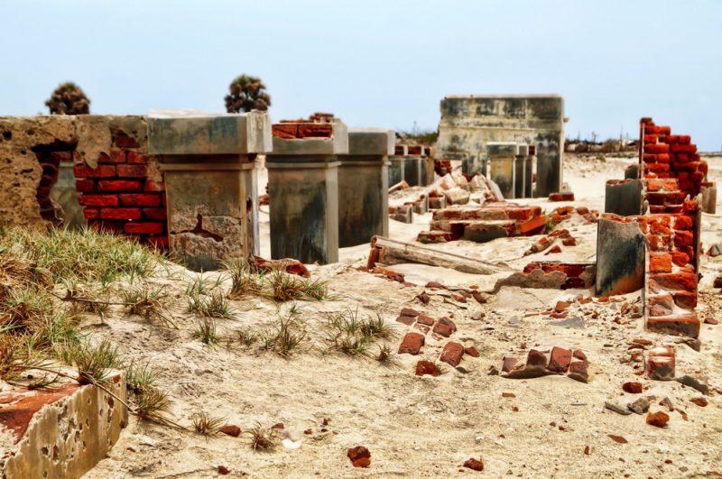 Perierga.gr - Μια πόλη-φάντασμα που ερήμωσε εξαιτίας ενός κυκλώνα