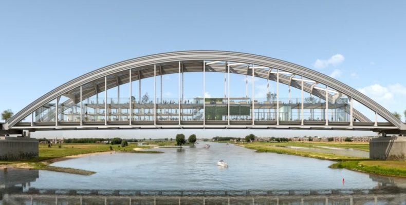 Perierga.gr - Αρχιτέκτονες θέλουν να μετατρέψουν πρώην γέφυρα σε σύγχρονα διαμερίσματα