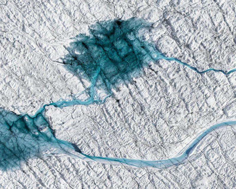 Perierga.gr - Οι πάγοι που λιώνουν: Ένα θέαμα όμορφο και ανησυχητικό...