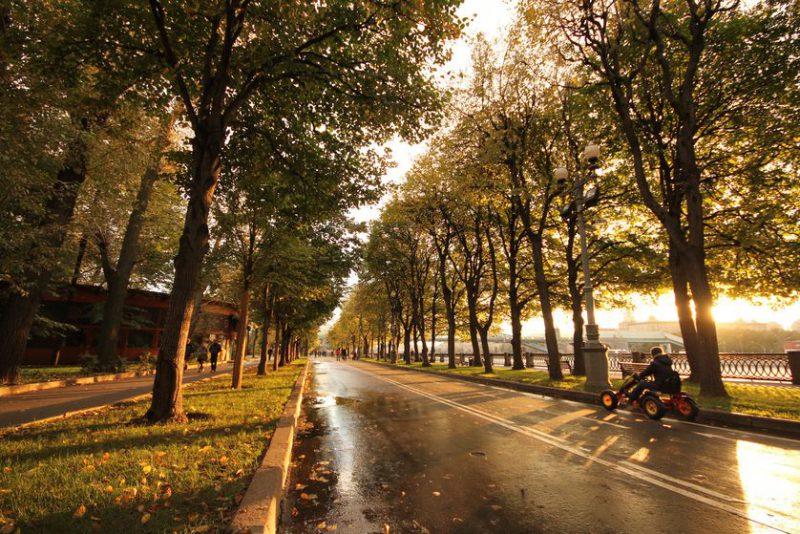 "Perierga.gr - Οι περισσότερο και λιγότερο ""πράσινες"" πόλεις"
