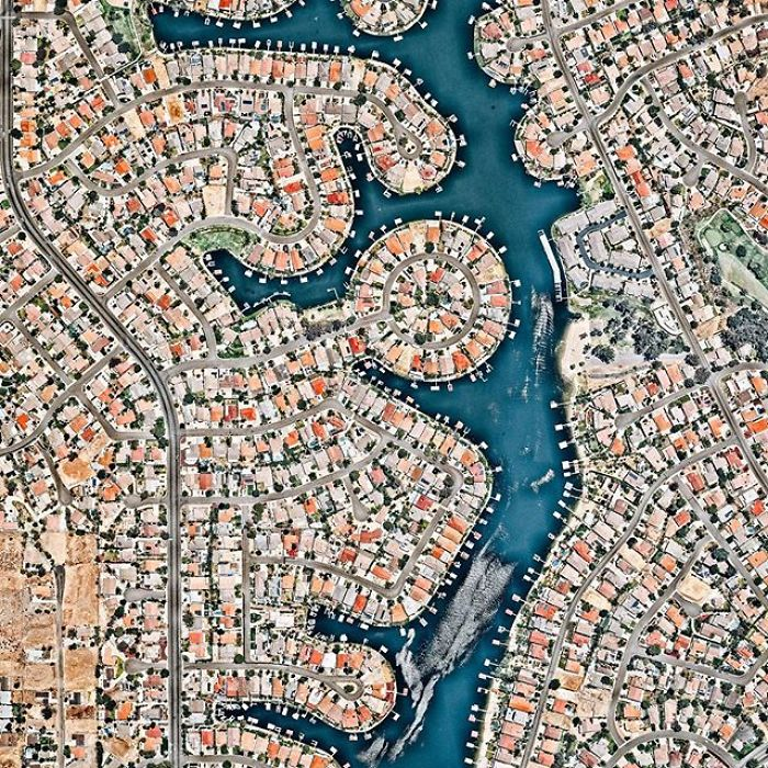 Perierga.gr - Φωτογραφίες από ψηλά... μια διαφορετική ματιά στον κόσμο