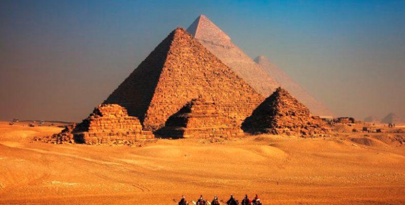 Perierga.gr - Πιο κοντά στη λύση του μυστηρίου της κατασκευής πυραμίδων οι επιστήμονες