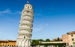 Perierga.gr - Ο Πύργος της Πίζας πλέον γέρνει λιγότερο...