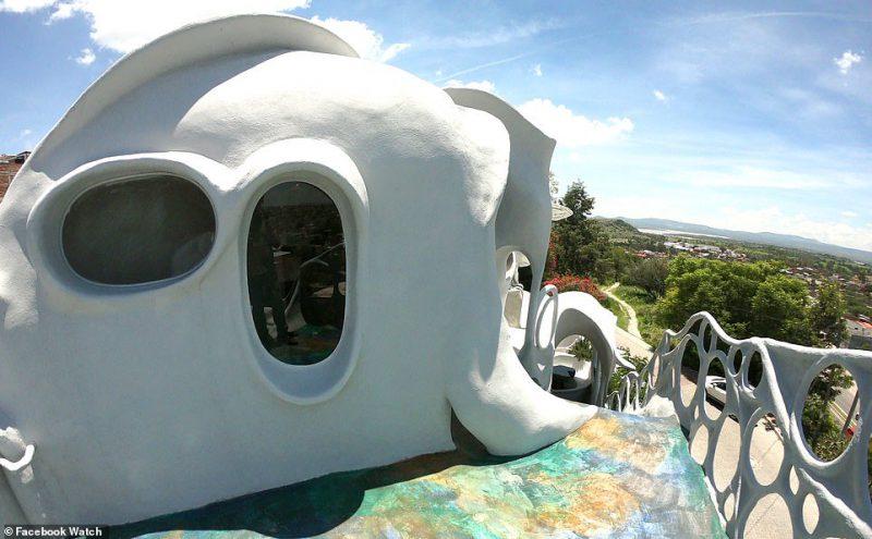 Perierga.gr - Σπίτια σε περίεργα σχήματα απ΄ όλο τον κόσμο
