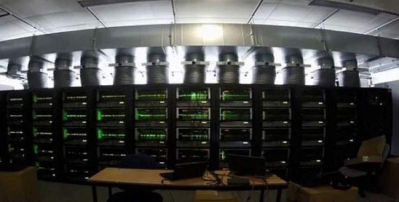 Perierga.gr - Ένας υπερυπολογιστής που μιμείται τον ανθρώπινο εγκέφαλο