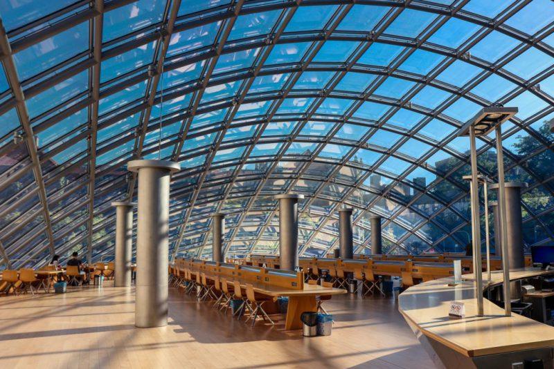 Perierga.gr - Σύγχρονες βιβλιοθήκες με φουτουριστικό σχεδιασμό