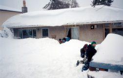 "Perierga.gr - ""Σύννεφο"" χιονιού πάνω από πόλη της Σιβηρίας"