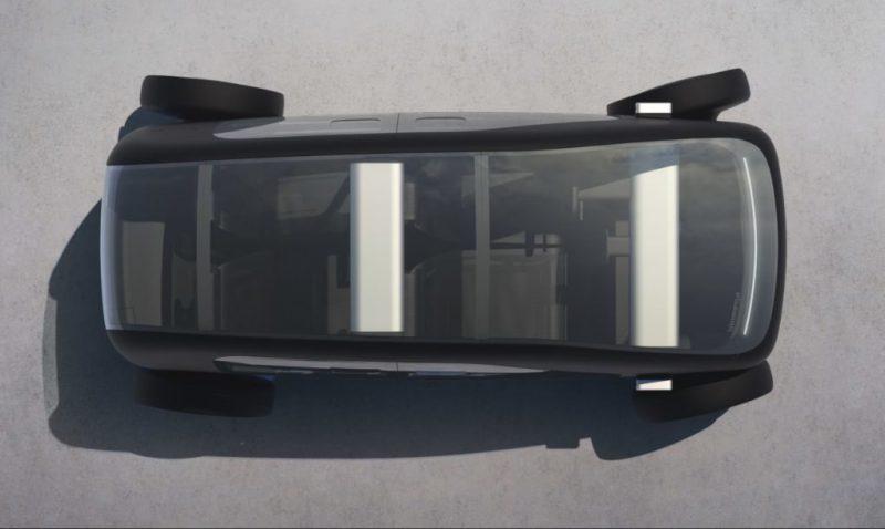 Perierga.gr - Ένα μίνιμαλ ηλεκτρικό αυτοκίνητο