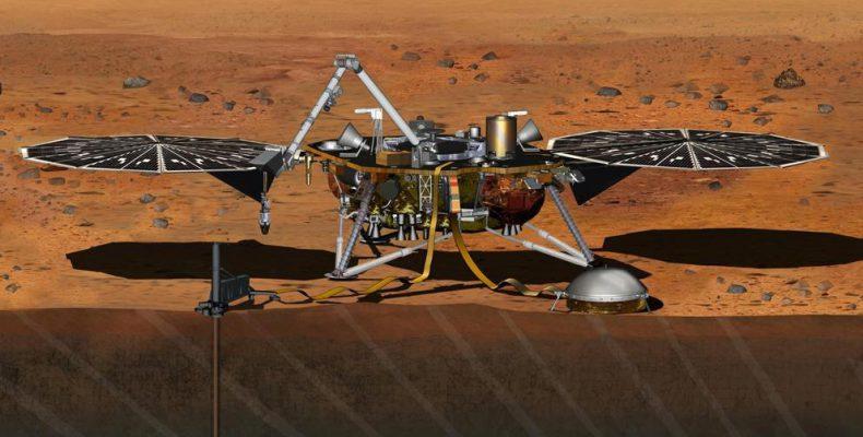 Perierga.gr - Έτσι ακούγεται ο άνεμος στον Άρη: Ηχογράφηση από το InSight της NASA