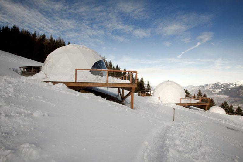 Perierga.gr - Ιγκλού και ξενοδοχεία από πάγο...