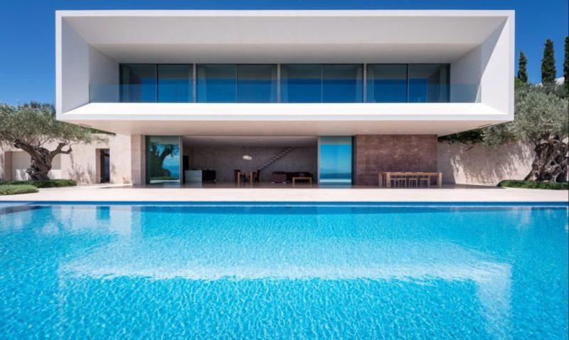Perierga.gr - Μια σύγχρονη και ενεργειακά αποδοτικά κατοικία σε ελληνικό έδαφος