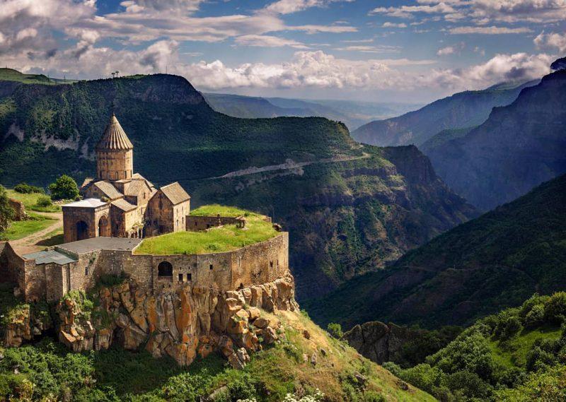 Perierga.gr - Ταξιδιωτικοί προορισμοί για το 2019 από το Travel&Leisure