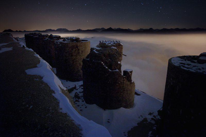 Perierga.gr - Εντυπωσιακά αλπικά τοπία τη νύχτα