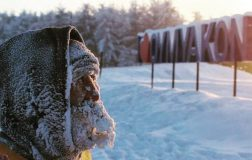 Perierga.gr - Δρομείς έτρεξαν στον πιο κρύο αγώνα του κόσμου στους -50°C!