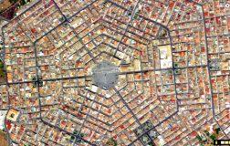 Perierga.gr - Grammichele: Μια πόλη με εξαγωνική διάταξη