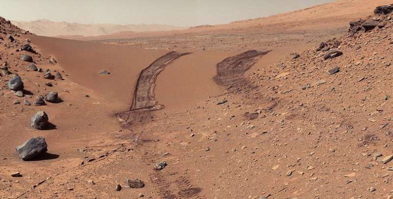 Perierga.gr - 15 χρόνια στον πλανήτη Άρη μέσα σε ένα βίντεο