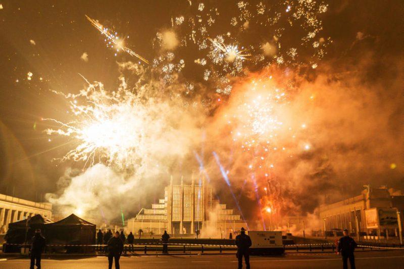 Perierga.gr - Φωτογραφίες από πόλεις που γιόρτασαν εντυπωσιακά τον ερχομό του 2019