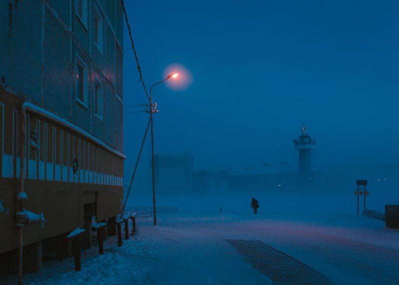 """Perierga.gr - Φωτογραφίες από την """"παγωμένη"""" πόλη Γιακούτσκ"""