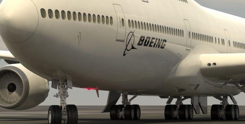 Perierga.gr - Έτσι αλλάζουν λάστιχα σε ένα Boeing 747...