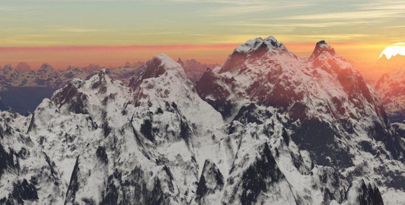 Perierga.gr - Το 1/3 των πάγων στα Ιμαλάια θα λιώσει μέχρι το 2100